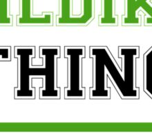 It's a HILDIKO thing, you wouldn't understand !! Sticker