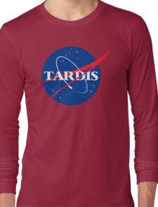 Dr Who Tardis T-Shirt Long Sleeve T-Shirt
