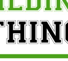 It's a HILDING thing, you wouldn't understand !! Sticker