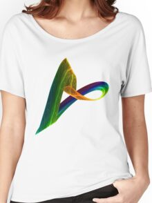 Wrap Around Women's Relaxed Fit T-Shirt