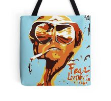 Fear and Loathing in Las Vegas Painting Tote Bag