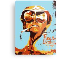 Fear and Loathing in Las Vegas Painting Metal Print