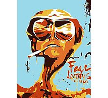 Fear and Loathing in Las Vegas Painting Photographic Print