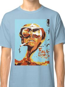 Fear and Loathing in Las Vegas Painting Classic T-Shirt