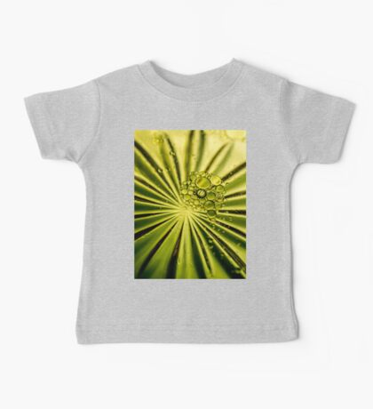 Green bubbles Baby Tee