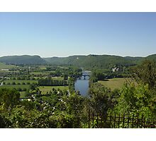 Dordogne Valley Photographic Print