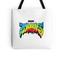 FlatBush Zombies Tie Dy Tote Bag