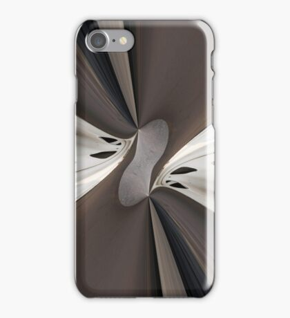 Rays and Knot iPhone Case/Skin
