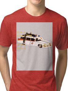 Ecto 1 Tri-blend T-Shirt
