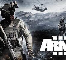 Arma 3 by Nickonoos