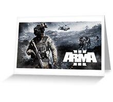 Arma 3 Greeting Card