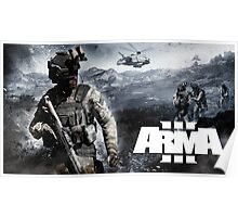 Arma 3 Poster