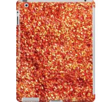 Red Chilli Hot and Spicy iPad Case/Skin
