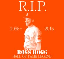 RIP Boss Hogg shirt Kids Clothes