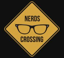 Nerds crossing!!! by 2monthsoff