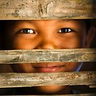 Smiling Buddha by Anthony Begovic