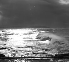 Winter Storm - Dee Why by Jez1