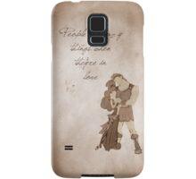 Hercules inspired valentine. Samsung Galaxy Case/Skin
