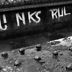 Punks Rule by Mark Ramsell