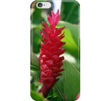 Red Ginger - Hawaii iPhone Case/Skin