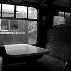 Empty Carriages by Mark Ramsell