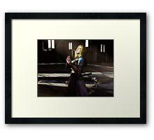 The Prayer Framed Print