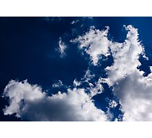 Clouds Are Beautiful Photographic Print