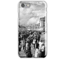 Palace of Versailles on a crowded day iPhone Case/Skin