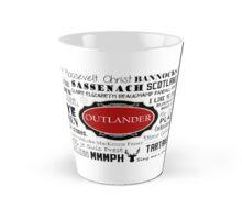 Outlander Mug (Red) Tall Mug