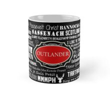 Outlander Mug - Black Mug