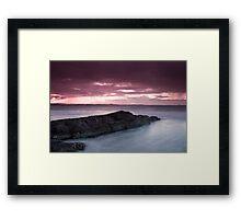 seas Framed Print