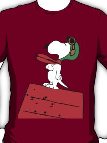 Snoopy Red Baron T-Shirt