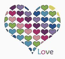 Love by Sarah Stallings