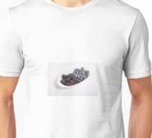 Black and Blue Berries Unisex T-Shirt