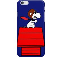 Aviator Snoopy iPhone Case/Skin