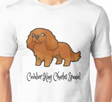 Cavalier Collection - Ruby Labelled Unisex T-Shirt