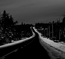 Driving home by lumiwa