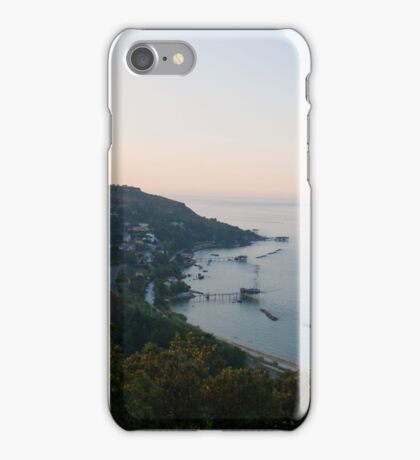 Italian landscape  iPhone Case/Skin