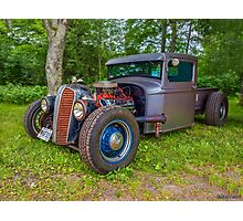1934 Ford Hot Rod Pickup Photographic Print