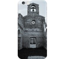 An ancient Church iPhone Case/Skin