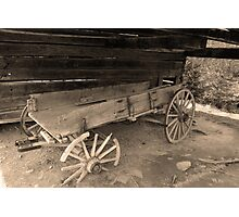 Times Gone By Photographic Print