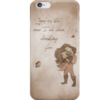 The Little Mermaid inspired valentine. iPhone Case/Skin