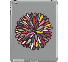 Retro Dahlia iPad Case/Skin