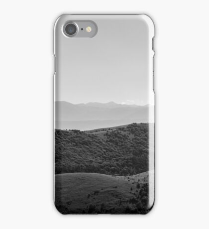 Back to Earth - Italian landscape  iPhone Case/Skin