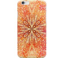 Pink mandala iPhone Case/Skin