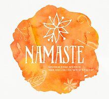 Namaste Mango color by Pranatheory