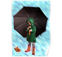 Raining Poster