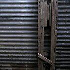 Tin Wall  by ShovellingSon