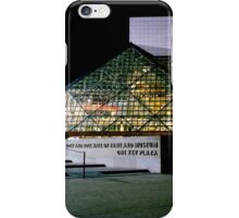 Rock n Roll Hall of Fame iPhone Case/Skin