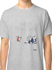 Рабочий И Паразит Classic T-Shirt
